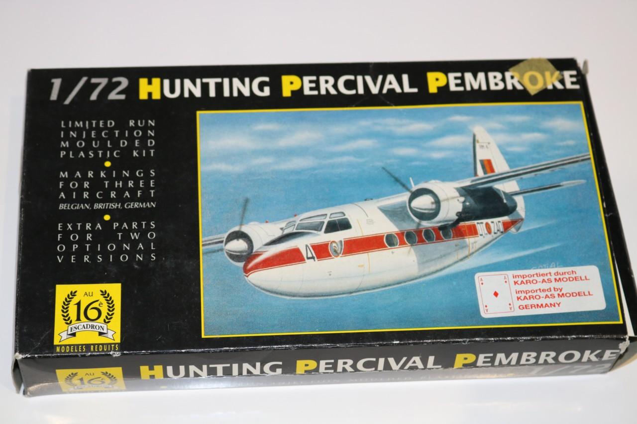[16eme Escadron] Hunting Percival Pembroke - Belgian Air Force IMG_1488s