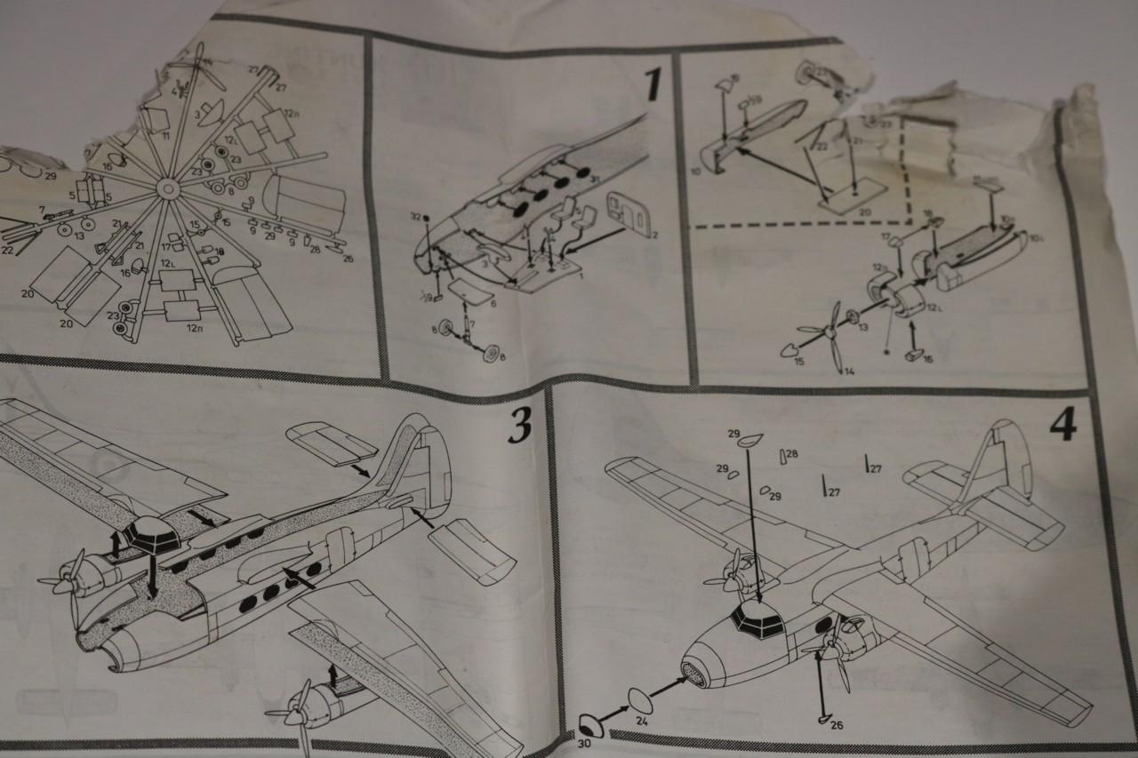 [16eme Escadron] Hunting Percival Pembroke - Belgian Air Force IMG_1545s
